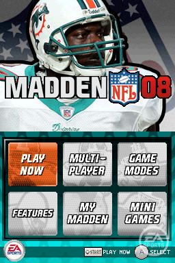 Madden NFL 08 Screenshots
