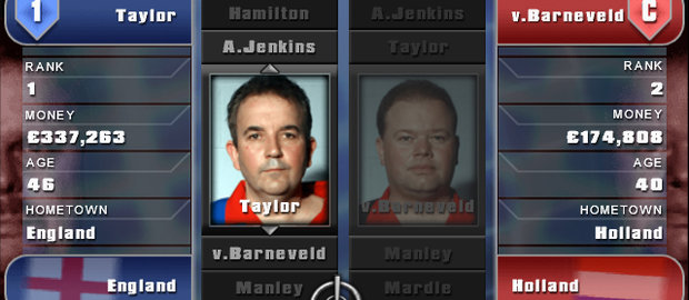 PDC World Championship Darts 2008 News