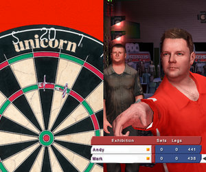 PDC World Championship Darts 2008 Videos