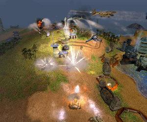 Galactic Assault - Prisoner of Power Screenshots