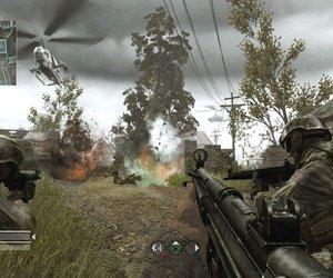 Call of Duty 4: Modern Warfare Screenshots
