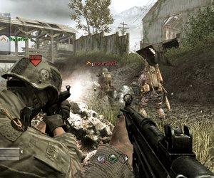 Call of Duty 4: Modern Warfare Chat