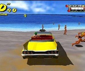 Crazy Taxi: Fare Wars Files