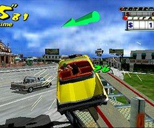 Crazy Taxi: Fare Wars Screenshots
