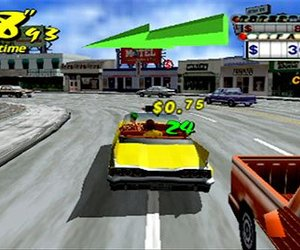 Crazy Taxi: Fare Wars Chat