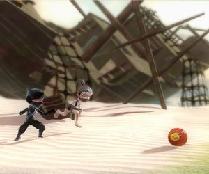 Pirates vs. Ninjas Dodgeball Chat
