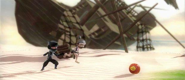 Pirates vs. Ninjas Dodgeball News