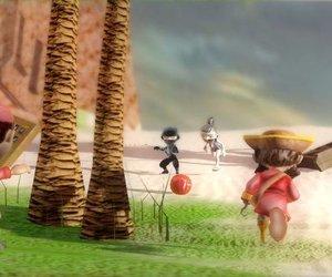 Pirates vs. Ninjas Dodgeball Videos