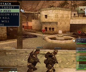 SOCOM: U.S. Navy SEALs Tactical Strike Screenshots