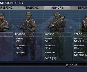 SOCOM: U.S. Navy SEALs Tactical Strike Videos