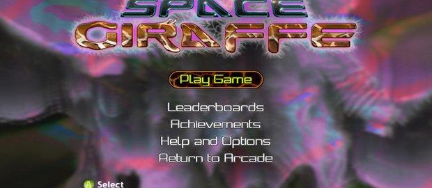 Space Giraffe News