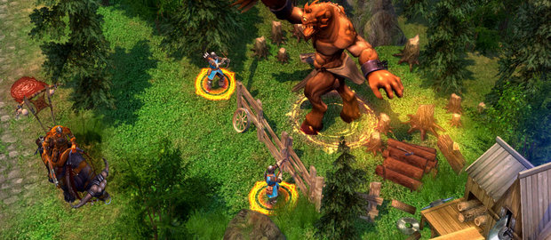 Heroes of Might and Magic V: Tribes Of The East News