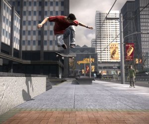 Tony Hawk's Proving Ground Chat