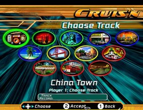 Cruis'n Screenshot from Shacknews
