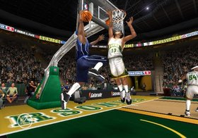NBA Live 08 Screenshot from Shacknews