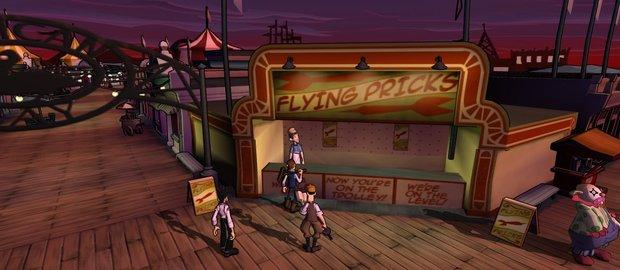 Penny Arcade Adventures: On the Rain-Slick Precipice of Darkness, Ep. 1 News