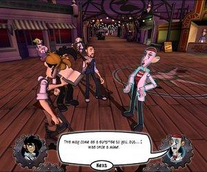 Penny Arcade Adventures: On the Rain-Slick Precipice of Darkness, Ep. 1 Screenshots