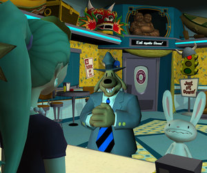 Sam & Max Episode 201: Ice Station Santa Files