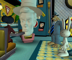 Sam & Max Episode 201: Ice Station Santa Chat