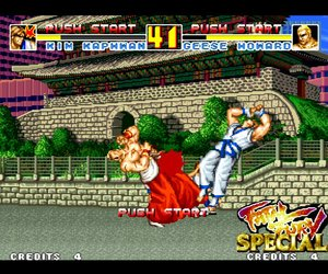 Fatal Fury Special Files