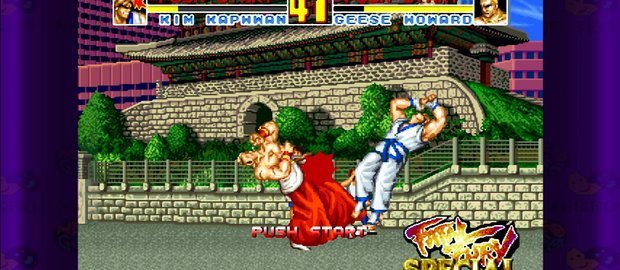 Fatal Fury Special News