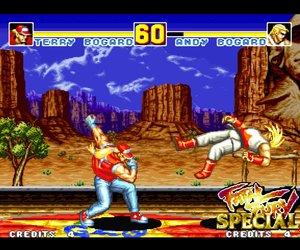 Fatal Fury Special Screenshots