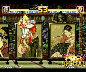 Fatal Fury Special Videos