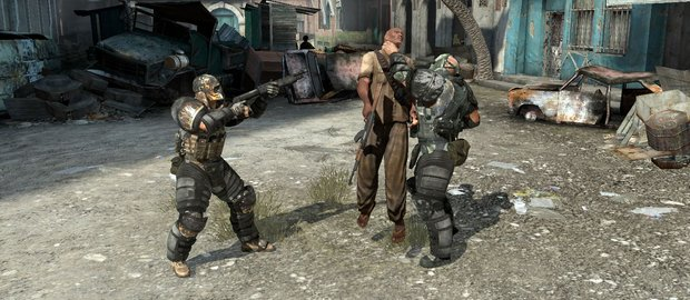 Army of Two News