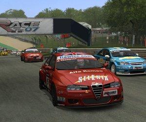 RACE 07: Official WTCC Game Screenshots