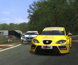 RACE 07: Official WTCC Game Screenshots