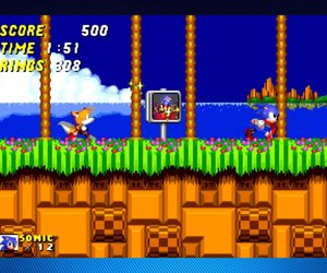 Sonic the Hedgehog 2 Files