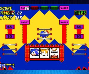 Sonic the Hedgehog 2 Screenshots