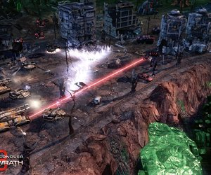 Command & Conquer 3: Kane's Wrath Screenshots