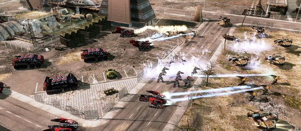 Command & Conquer 3: Kane's Wrath News