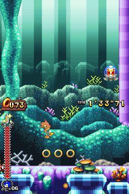 Sonic Rush Adventure Chat