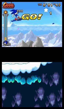 Sonic Rush Adventure Files