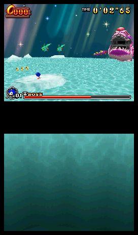 Sonic Rush Adventure Videos