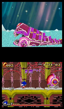 Sonic Rush Adventure Files