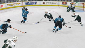 NHL 08 Screenshot from Shacknews