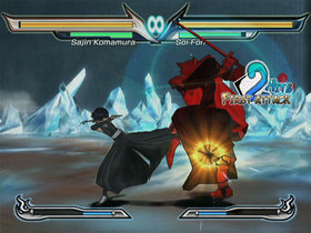 Bleach: Shattered Blade Screenshot from Shacknews