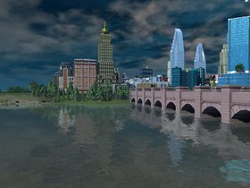 SimCity Societies Screenshot from Shacknews