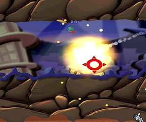 Worms: A Space Oddity Screenshots