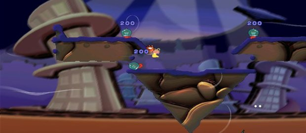Worms: A Space Oddity News