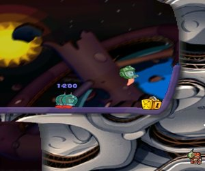 Worms: A Space Oddity Files