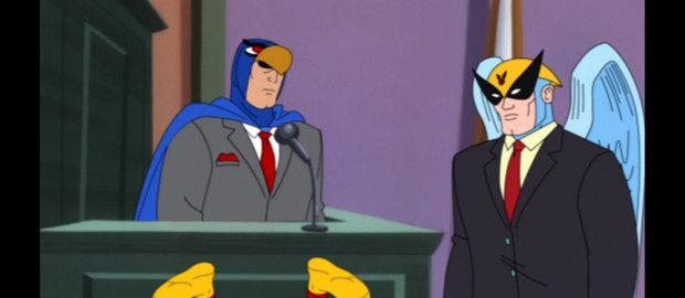 Harvey Birdman: Attorney at Law News