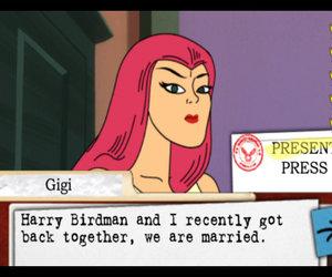 Harvey Birdman: Attorney at Law Chat