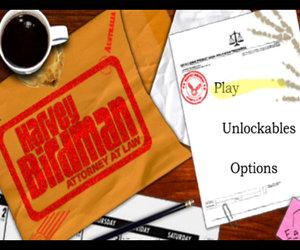 Harvey Birdman: Attorney at Law Screenshots