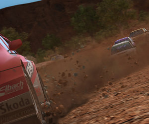 Sega Rally Revo Chat