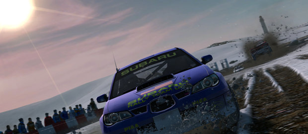 Sega Rally Revo News