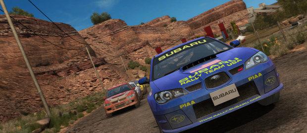 Sega Rally Revo News